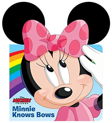 Minnie Knows Bows (Ears Books)