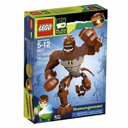 Lego Ben 10 Alien Force Humongousaur (8517) Picture