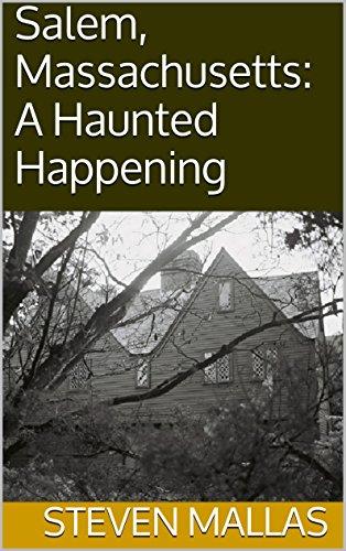Salem, Massachusetts: A Haunted Happening (English - Salem An Halloween Massachusetts