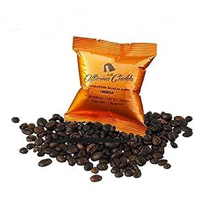 ODC Capsule caffè compatibili con macchina da caffè sistema Lavazza Espresso Point kit formato da 100 cialde caffè…
