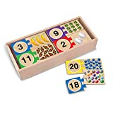 Melissa & Doug - 12542 - Puzzles Auto-Correcteurs Avec des Nombres de 1 À 20