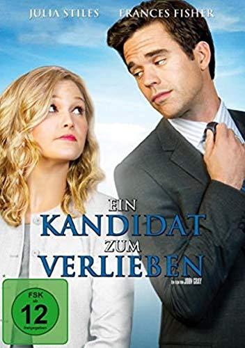 Ein Kandidat zum Verlieben (Romantische Komödie Film Dvd)