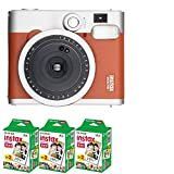 Fujifilm Instax Mini 90 Neo Classic Instant Camera (with 60 Shot Films) Image