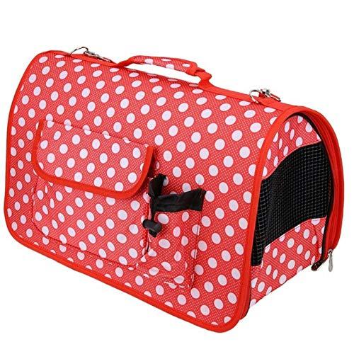 GNNSOT Haustier-Handtasche Haustier-Fördermaschine-Bewegliche Haustier-Welpen-Hundekatzen-Fördermaschinen-Taschen-Handtaschen-Im Freienreise -