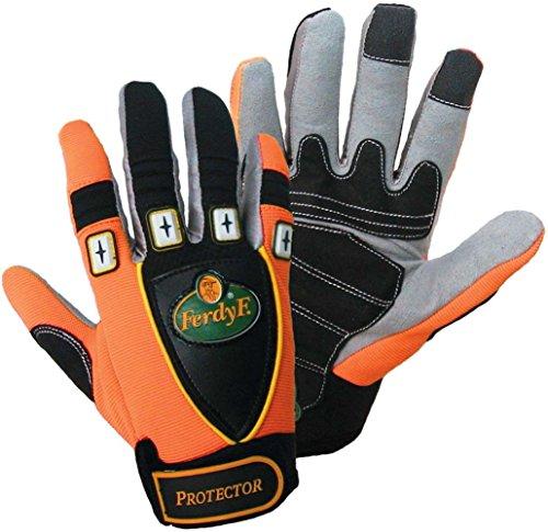 PROTECTOR MECHANICS-HANDSCHUH GR.HM (Herren Winter Handschuhe Mechanix)