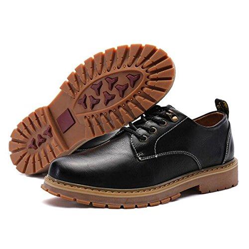 Stivali Casual Martin Boots Stivali Boots Stivali Boots Heavy Boots black