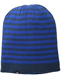 Quiksilver Snow Men's Preference Beanie, Olympian Blue, One Size