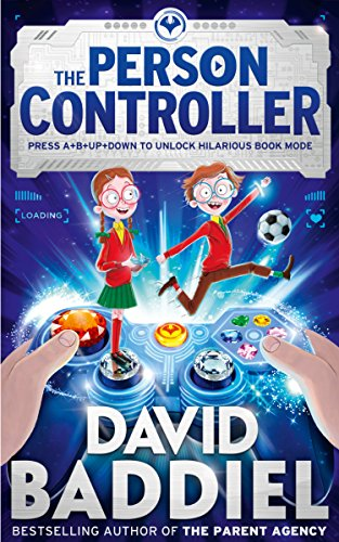 The Person Controller by [Baddiel, David]