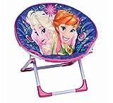 Best Disney Folding Chairs - Disney Frozen Folding Moon Chair - Indoor Review