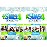 The Sims 4 Game & Stuff Pack: Gita all'aria aperta, Cucina perfetta, Accessori da brivido, Un giorno alla SPA, Esterni…