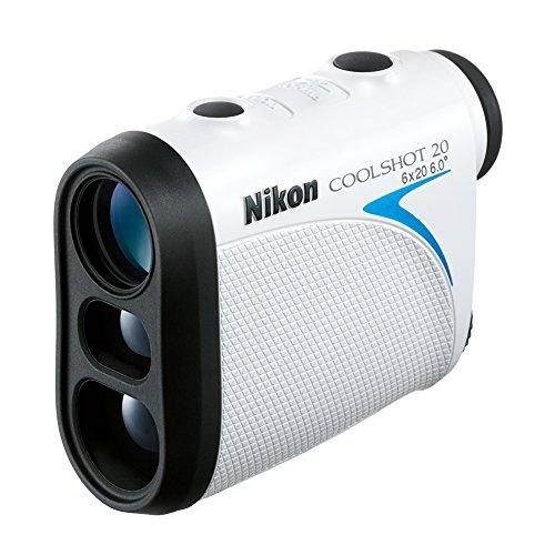 Nikon Coolshot 20 - Telemetro laser con batería de iones de litio Clase de sellado IPX4 Rango...