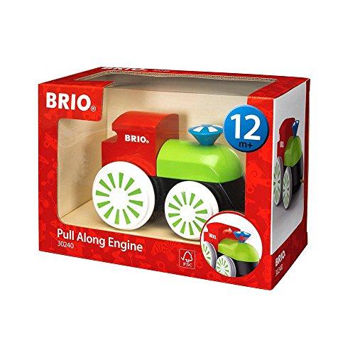 Brio - 30240 - Jouet à tirer - locomotive à tirer