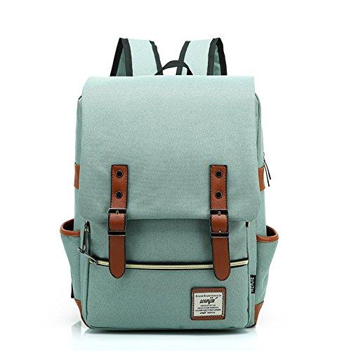 Donna zaino borsa zaino tempo libero la moda maschile zaino zainetto bag,Lago Verde