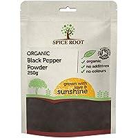 Bio Polvo de Pimienta Negra Orgánico 250g (Organic Black Pepper Powder) - Variedad Malabar