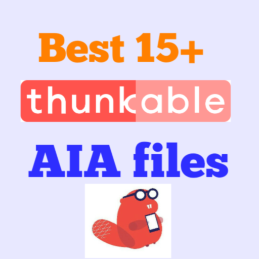 Thunkable aia files