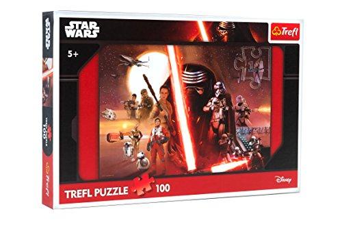 Trefl 07249 - Puzzle Star Wars, 100 Pezzi, Multicolore