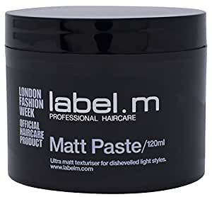 Label M Matt Paste 4.2 Oz