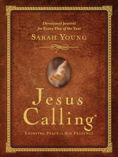 Jesus Calling: Devotional Journal (Jesus Calling®) (English Edition)