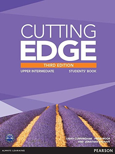 Cutting edge. Upper intermediate. Student's book. Per le Scuole superiori. Con CD-ROM. Con espansione online