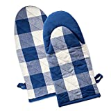 """Best DII Gifts For Mothers - DII Cotton Buffalo Check Plaid Oven Mitts, 13x6"""" Review"""
