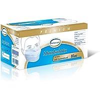 forma-care Mundschutz - 3-lagig - blau - mit Elastikband - 50 Stück preisvergleich bei billige-tabletten.eu