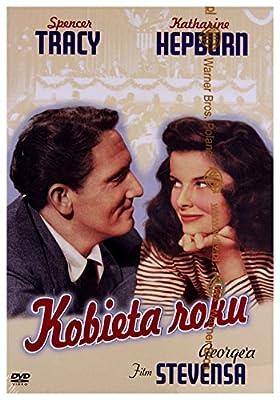 Kobieta roku (Die Frau von der man spricht) (1942) [PL Import mit deutscher Sprache]