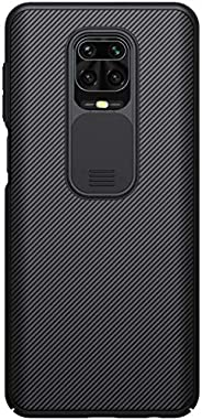Nillkin Xiaomi Redmi Note 9S / Note 9 Pro/Note 9 Pro Max Camshield Sliding Camera Protective Case, Stylish and
