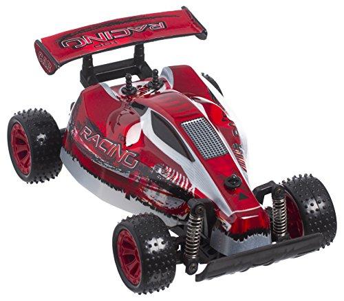 Betoys - 121721 - Voiture Télécommandé Racing Buggy Echelle 1: 18 Fast Rider Radiocommandé - Couleur Aléatoire