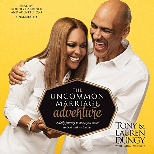 The Uncommon Marriage Adventure  Audiolibri