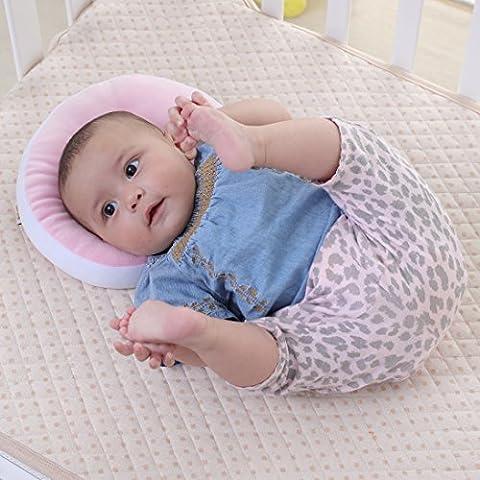 kakiblin Ultra Soft Baby Kissen Visco Kopf-Syndrom – verwendet in Kinderwagen/Kinderwagen/Stubenwagen [Energieklasse A+]