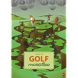Mordillo: GOLF (Tischkalender 2016 DIN A5 hoch): Aberwitzige Cartoons für alle Golf-Fans (Tischkalender, 14 Seiten) (CALVENDO Spass)