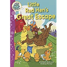 Little Red Hen's Great Escape (Tadpoles Fairytale Twists) by Elizabeth Dale (2016-02-01)
