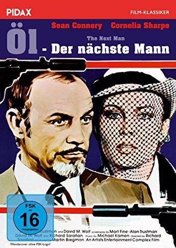 ann (The Next Man) / Thriller mit Sean Connery (Pidax Film-Klassiker) ()