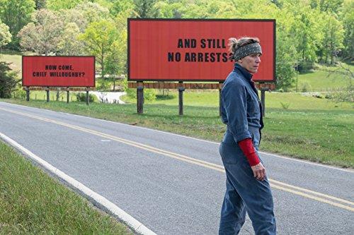 Three Billboards Outside Ebbing, Missouri [DVD]