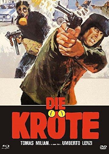 Die Kröte - Uncut/Mediabook - Limitiert & Nummeriert auf 222 Stk. (+ DVD) [Blu-ray]