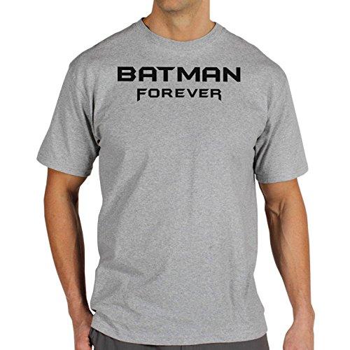 Batman-Forever-Layer-0.jpg Herren T-Shirt Grau