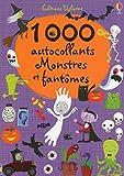 Image de 1000 autocollants - Monstres et fantômes