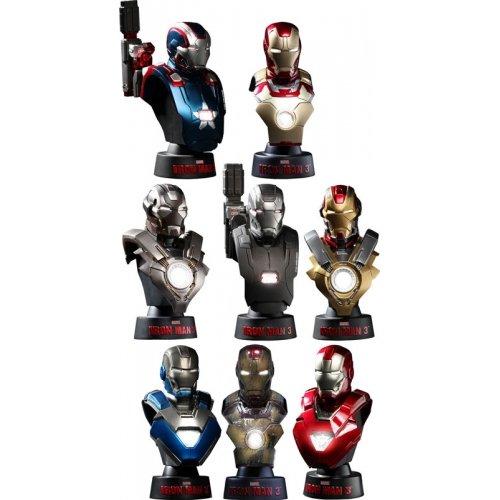 Hot Toys - Estatua Iron man (SS902126)