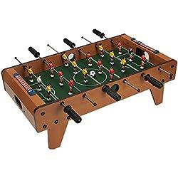 Indhouse - Futbolín de sobremesa en madera