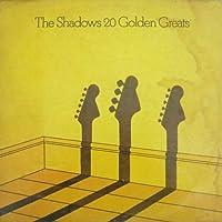 The Shadows 20 Golden Greats - Vinyl Record - LP