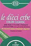 Esi Integratore Alimentare Le Dieci Erbe Colon Cleanse - 30 Ovalette