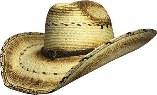 6849cb8de22 Bull skull hats uuu1812 Palm Leaf Cowboy Hat Truman 107 - Best ...