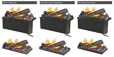 Faber cas600nh Indoor Log Insert Fireplace Electric BLACK–Kamin (550mm, 220mm, 320mm, 7kg, 700mm, 340mm) von Faber - Heizstrahler Onlineshop