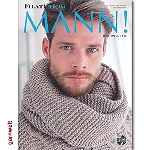 Lana Grossa Filati Special 8Homme Manche en tricot avec instructions en tricot