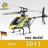GoolRC WLtoys V912 Hélicoptère à rotor simple,...