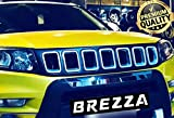 #6: Dossvick Jeep Style Front Grill for Brezza