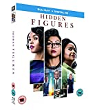 Hidden Figures BD + DHD [Blu-ray]