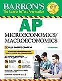 #7: Barron's AP Microeconomics/Macroeconomics, 6th edition With Bonus Online Tests