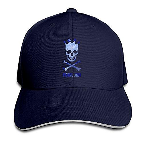 Teenmax -  Cappellino da baseball  - Uomo Navy Taglia unica