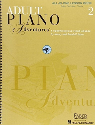 Adult Piano Adventures All-in-One Lesson Book 2 (2003-01-01)